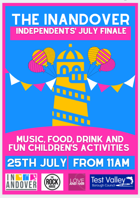 INDEPENDENTS' DAY 25TH JULY flyer