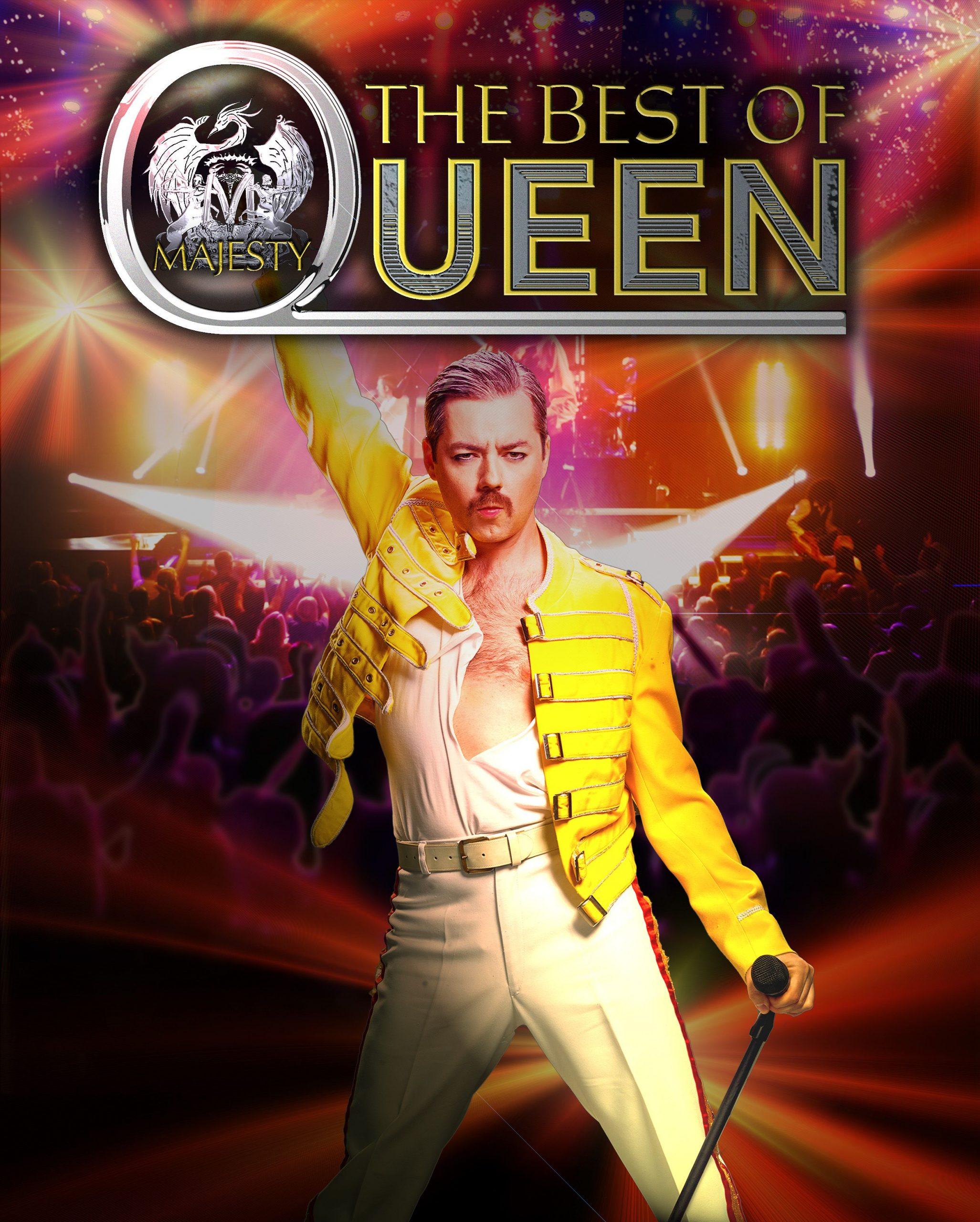 Salisbury Racecourse Ladies Evening Majesty Queen Tribute