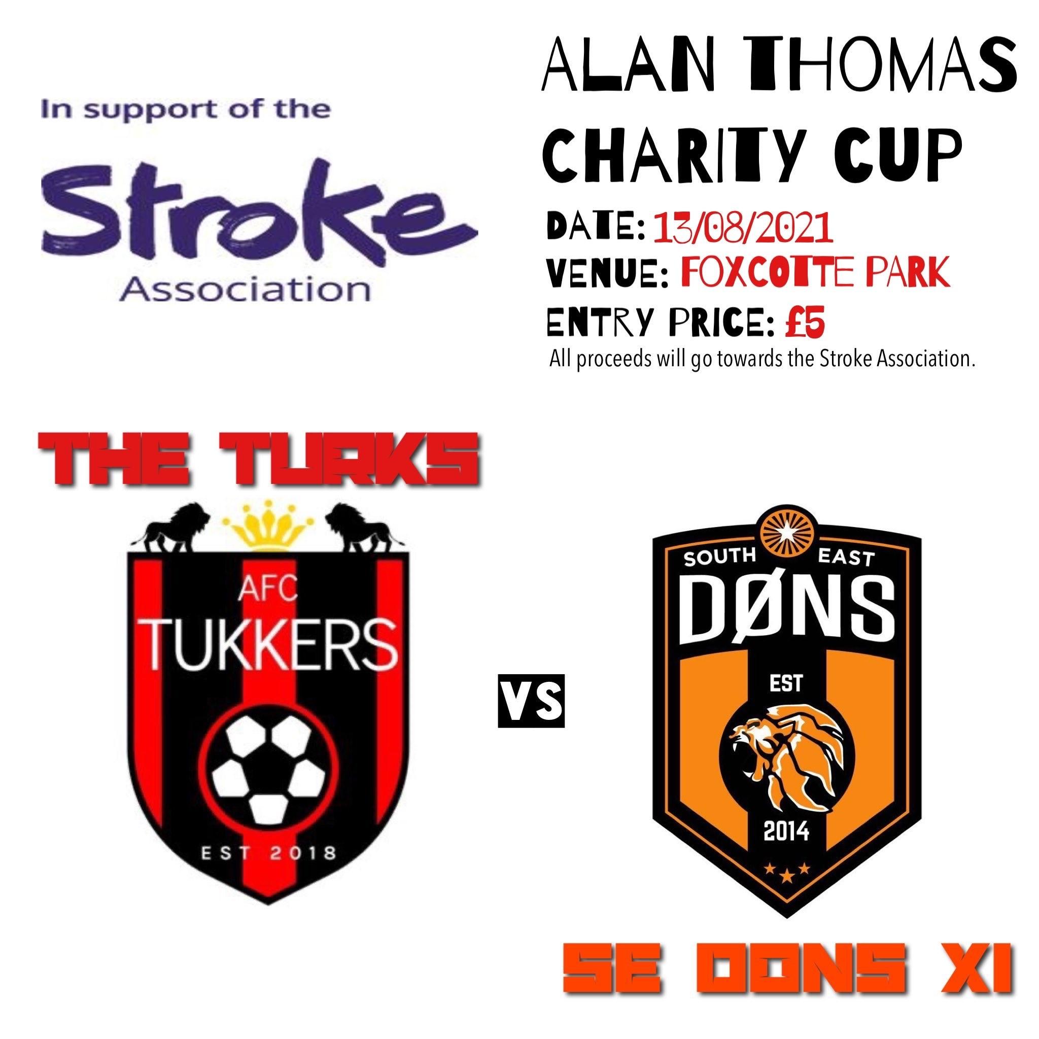 Alan Thomas Charity
