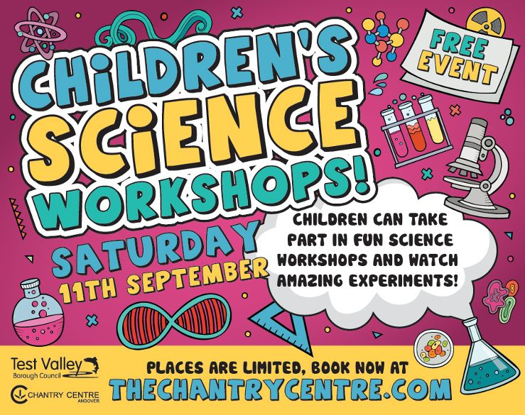 CC Back to School Science workshops