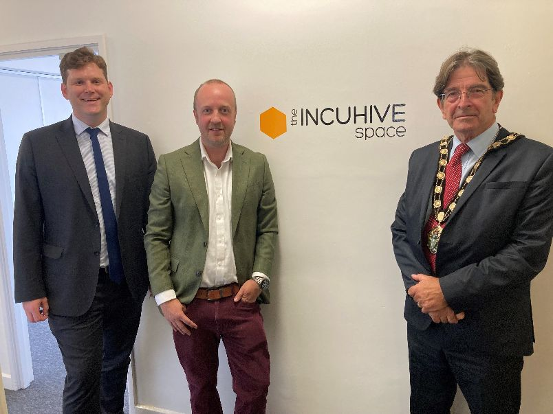Incuhive opening
