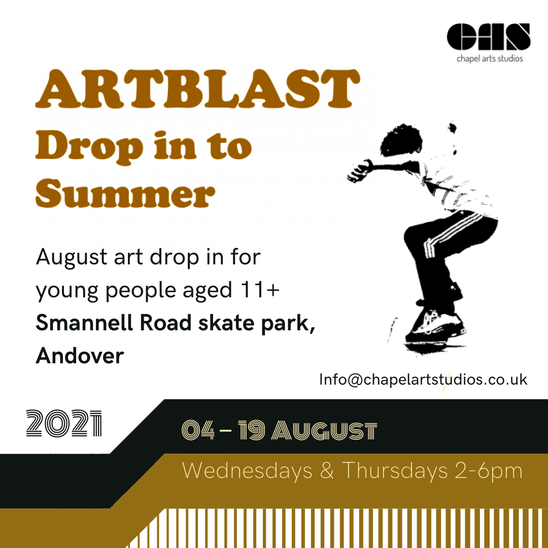 Summer holidays Chapel Arts