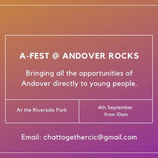A-Fest at Andover Rocks 2021