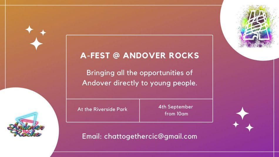 a fest at rocks