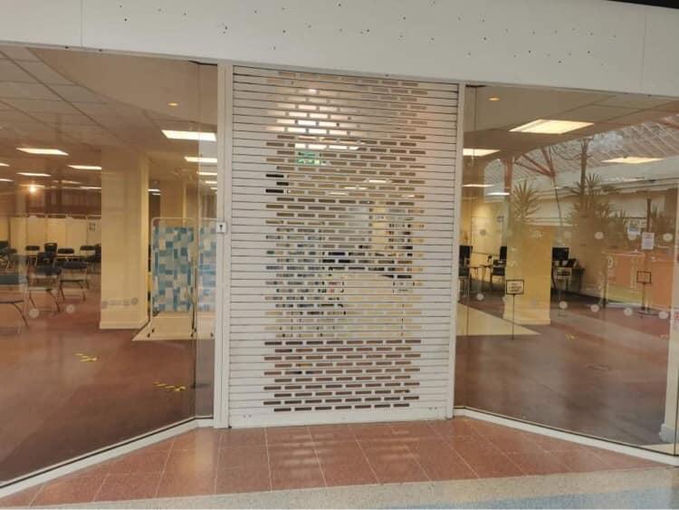 new covid centre