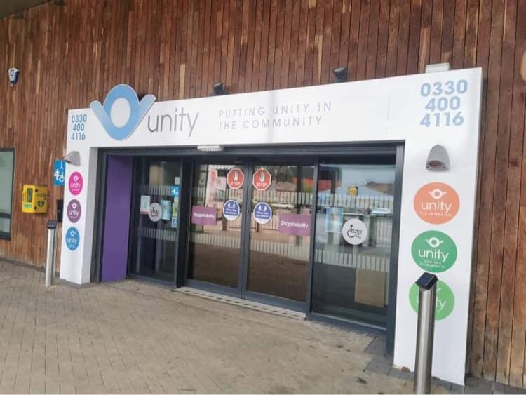 unity building