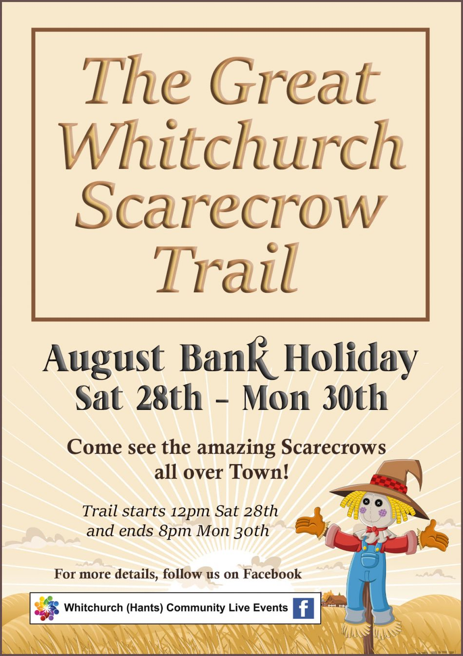 whitchurch scarecrow trail