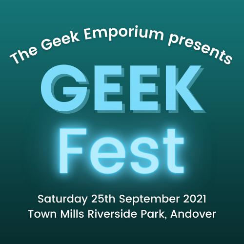 Geek Fest Logo