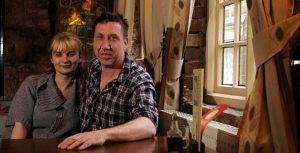 Dave Mountford Pub Defender Andover