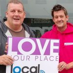 Local Radio Day 2021 David Harber and Dom Chambers