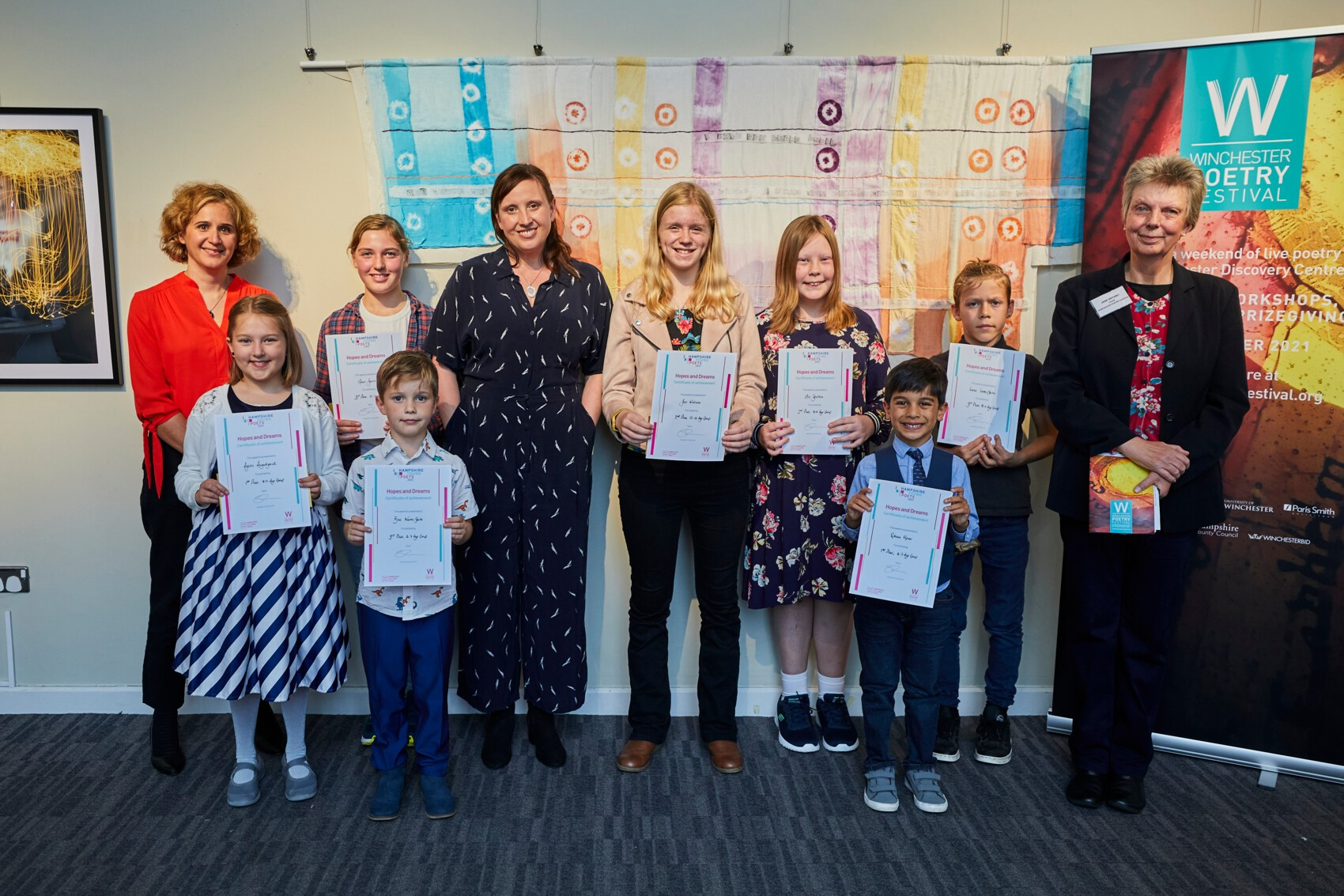 Winner of Countywide Competition Discovers Hampshires Young Poets